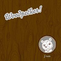 Woodpecker - f-hole